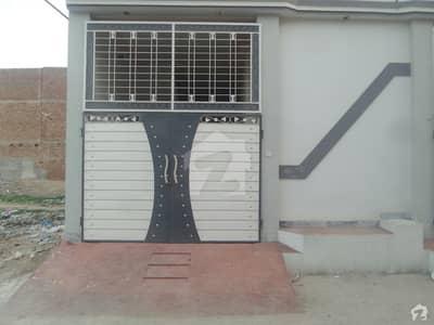 Double Storey Beautiful House For Sale At Khan Colony Road Okara