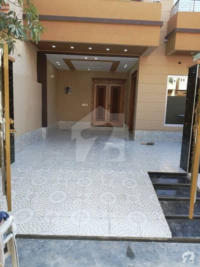 8Marla Brand New House For Sale