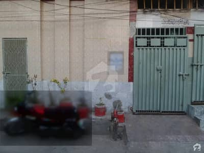 Double Storey Beautiful House For Sale In Rehmat Ullah Town Okara