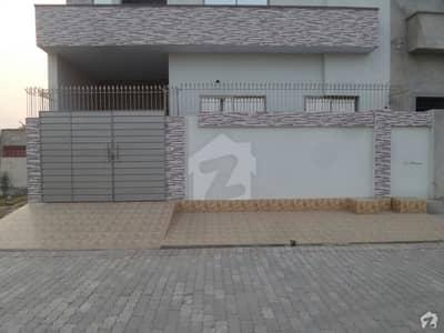 Double Storey Beautiful House For Sale At Al Khair City Okara