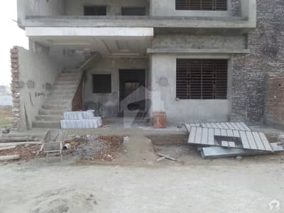 Double Storey Beautiful House For Sale In One 4-L Road Okara