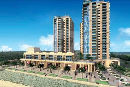 High Roi Coral Tower Emaar Sea Facing Retail Space Available For Sale In Coral Towers