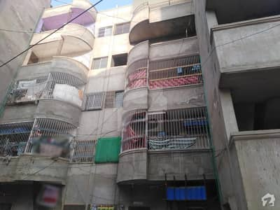 720 Sq. Feet 2nd Floor Flat For Sale In Bismillah City