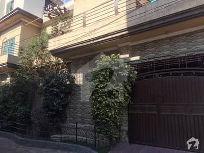 5. 75 Marla Double Storey Corner Bungalow For Sale