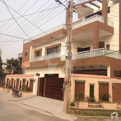12 Marla Residential House Is Available For Sale At Pia Hosing Scheme At Prime Location