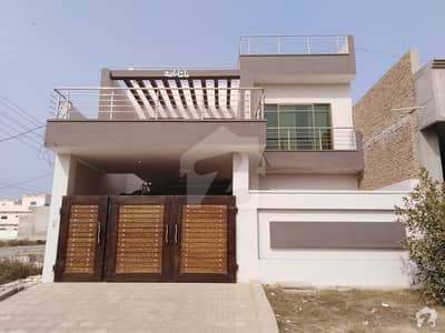 8. 75 Marla Double Storey House For Sale
