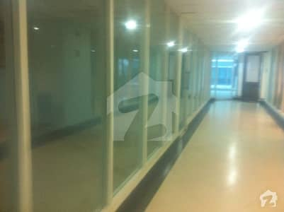 Margalla Facing Office Space Is Up For Sale In ISE Towers - Blue Area Islamabad