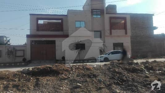 10 marla cornor house in  Executive loges Warsak road Peshawar