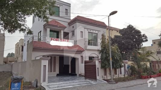10 Marla Owner Build House For Sale In Jasmine Block Bahria Town