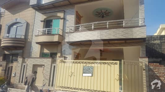 7 Marla New Stylish Double Story House Ghauri Town Islamabad