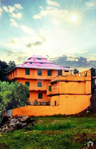Guest House  Murree 30+ Rooms On Road Full For Rent