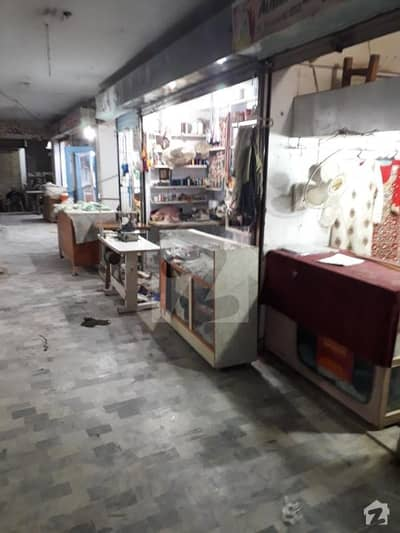 Shop 11X7 Running Market Ideal For Ladies Tailoring In Gulshan-E-Iqbal Town Block 7