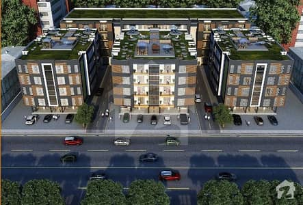 One Bedroom Flat Complete With Tv Lounge Bed  Kitchen At Gajumat Ferozepur Road Near Ring Road Interchange Monthly Rent Will Be Paid Upon Lump Sum Payment