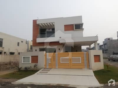 Leads Offer 10 Marla Corner Brand New Bungalow For Sale In Dha Phase 8