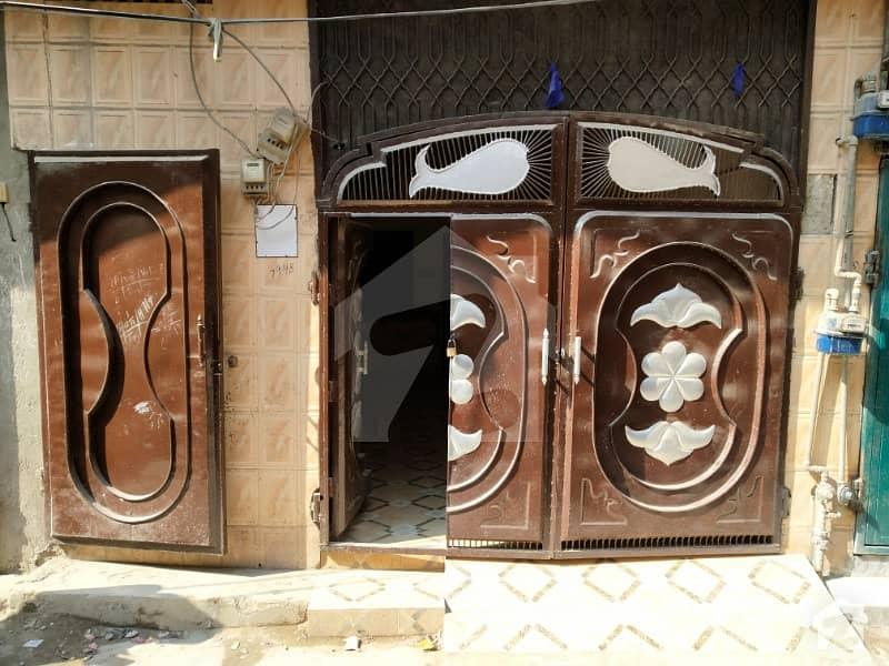 2 Marla Triple Story House For Sale