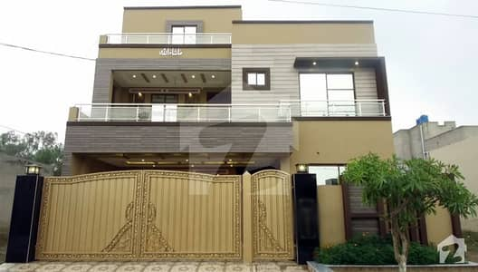 10 Marla Brand New Double Storey House For Sale In Lahore