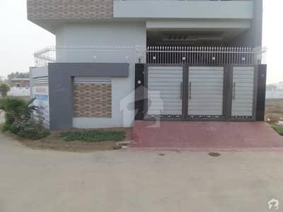 Double Storey Beautiful Corner House For Sale At Ali Orchard Okara