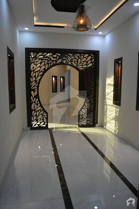 A Beautiful 1 Kanal Brand New 7 Bedroom Bungalow Available For Sale In The Posh Location Of Peshawar Cantt