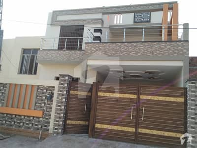 9 Marla Brand New Double Story House For Sale At Very Full Gated Colony
