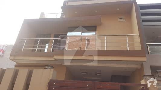 Brand New Luxury 5. 5 Marla House for Sale Totely Real Pix Near Shouktkhnm