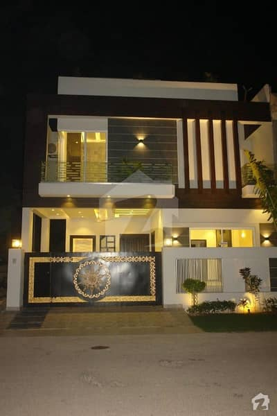 Syed Brothers Estate Offers 5 Marla Brand New Luxury DHA Style And Quality Bungalow For Sale