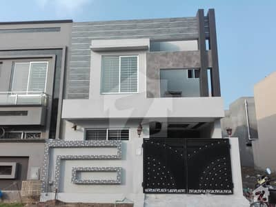 5 marla brand new house for sale at woods block
