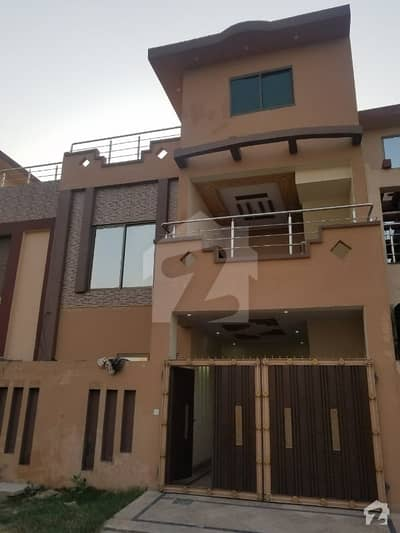 5 Marla Double Story Full New House Society Name Rehan Garden