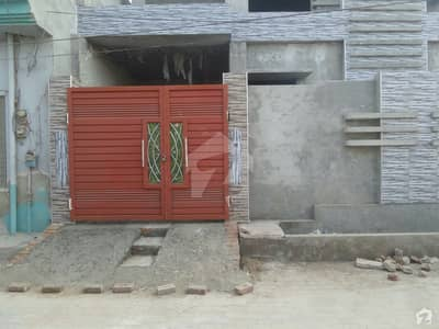 Double Storey Brand New Beautiful House For Sale At Ameer Colony, Okara
