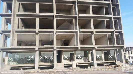 Bahria enclave civic zone sector H lower ground shop available for sale