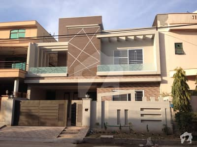 10 Marla Residential House Is Available For Sale In Revenue Society At Prime Location