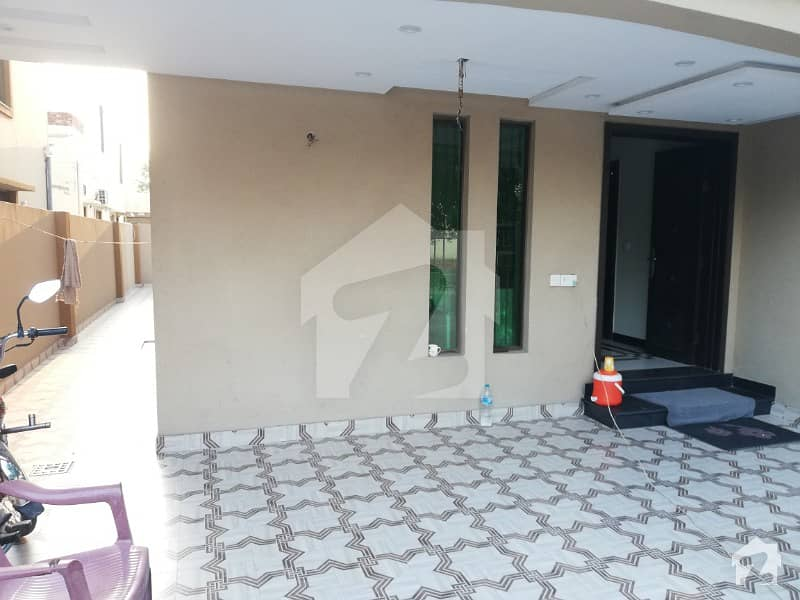10 Marla House For Sale In Iqbal Block Bahria Town Lahore
