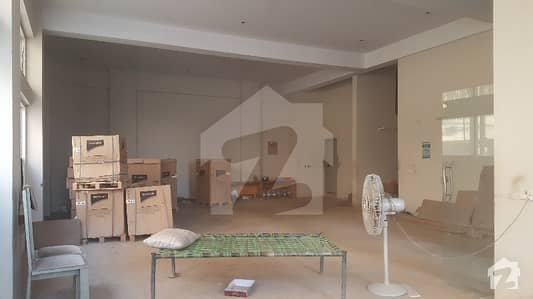 Ground Basement With Mezzanine for sale With Commercial Gas in Phase II Dha Karachi