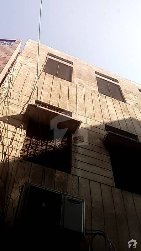 5 Marla Triple Storey House For Sale At Commercial Area