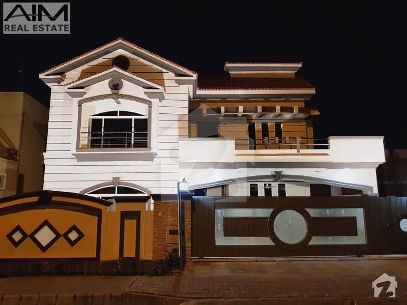 Luxury One Kanal Double Unit House For Sale