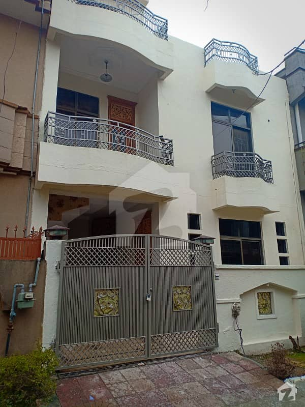 G-11/3 - 25x40 House For Sale Excellent Location