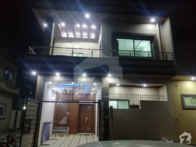 4 Marla Corner Residential House Is Available For Sale At Militery Accounts At Prime Location