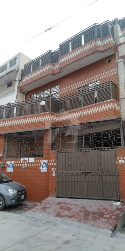 5 Marla House For Rent In Wahdat Colony Taxila Cantt