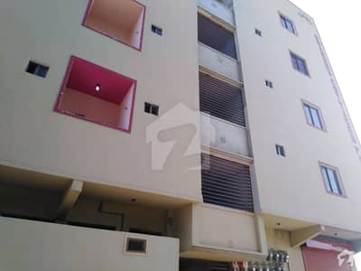 1000 Sq Feet Flat For Sale 1st Floor In Shaheen Pilaza Bismillah City