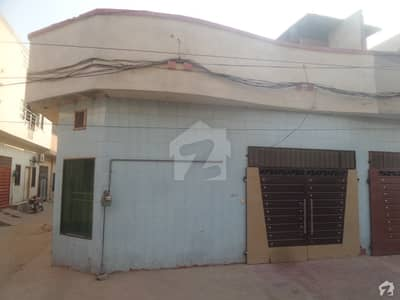 Corner Location House Is Available For Sale