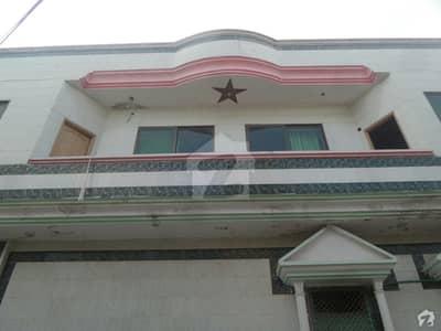 Double Storey Beautiful Corner House For Sale At Fateh Town Okara