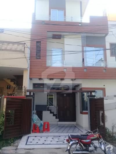 5 Marla Corner House Available For Sale In Pak Arab Housing Society
