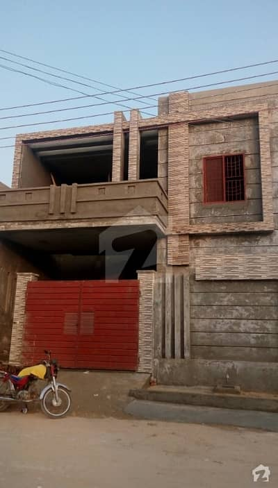 5 Marla Beautiful Double Storey House For Sale