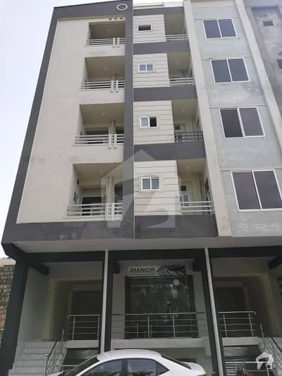 Brand New Falt For Sale In Jinah Garden Civic Centre