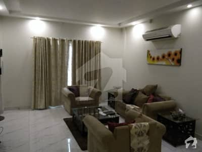 1 Bed Room Fully Furnished Apartment Is Available For Rent In Bahria Heights