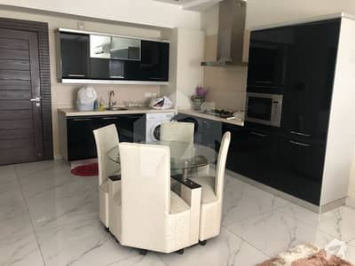1 Bed Room Fully Furnished Apartment In Bahria Heights