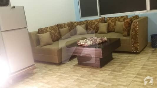 1 Bed Fully Furnished Apartment For Rent In Bahria Town Phase 2