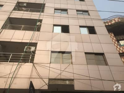 675 Sq Ft Flat For Sale In Arooj Center Farid Court Road Lahore