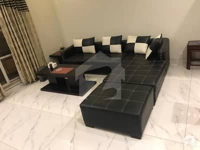 1 Bed Fully Furnished Apartment In Bahria Heights More Options Avail
