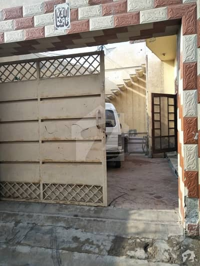 Beautiful House For Sale In Walayatabad