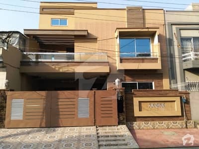 10 Marla awesome brand new double storey House is available in prime location Near Jinnah Hospital